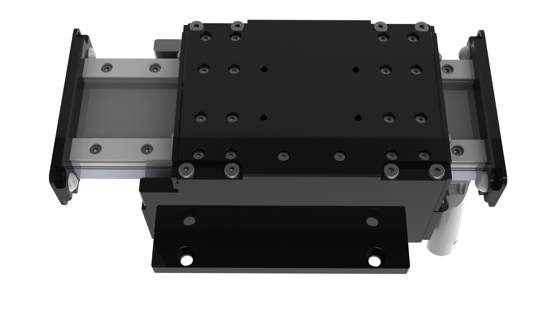 Sain automation solutions eje lineal vertical con motor lineal de accionamiento directo