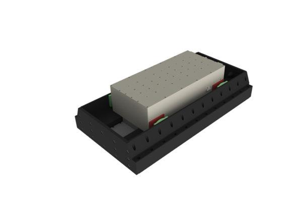 Módulo lineal con rodamiento de aire